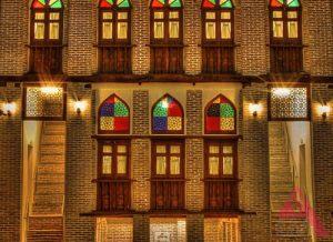 خانه امیر لطیفی خان ، موزه صنایع دستی گرگان