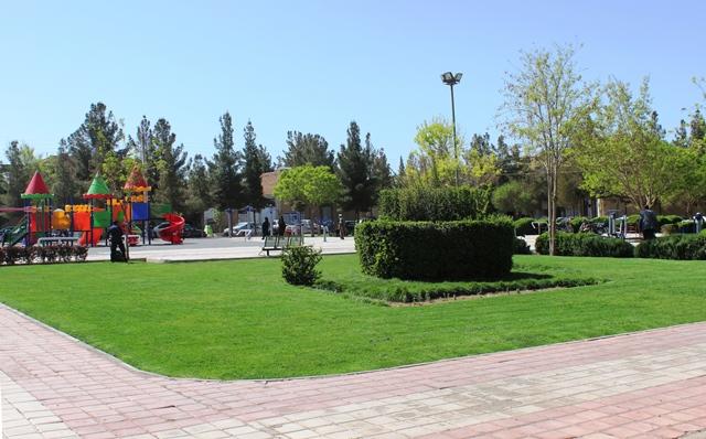 احداث پارک گردشگری در کرمان